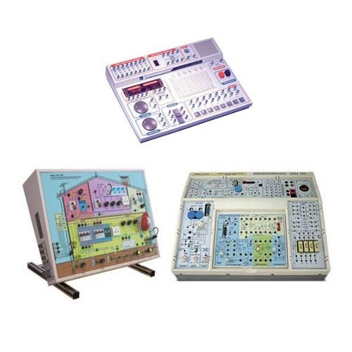 Electrical Lab Training Modules